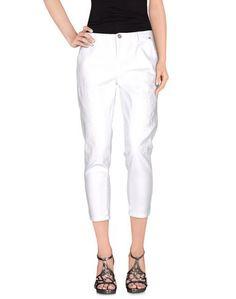 Джинсовые брюки-капри Blauer
