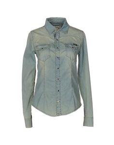 Джинсовая рубашка G.Sel