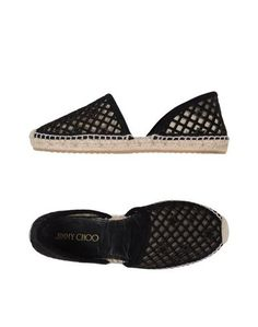Эспадрильи Jimmy Choo London