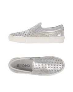 Низкие кеды и кроссовки Bronx