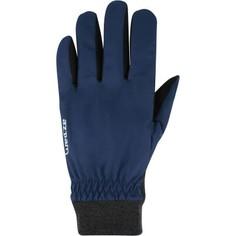 Перчатки Лыжные Warm Fit Взрослые Темно-синий Wedze