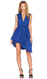 Платье wrap billow - MLM Label