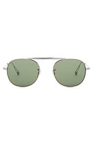 Солнцезащитные очки van buren - Garrett Leight
