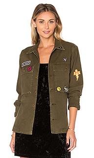Рабочая куртка-рубашка stella - AGOLDE