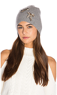 Embellished cashmere beanie - Marc Jacobs