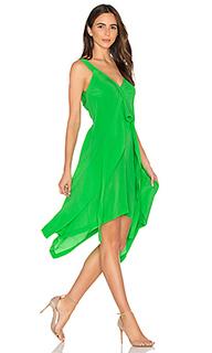 Платье с воланами flow - KITX