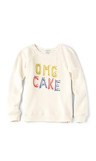 Топ с длинным рукавом omg cake - Wildfox Couture
