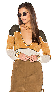 Топ gold dust pullover - Free People