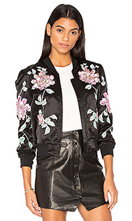 Floral embroidered jacket - 3x1