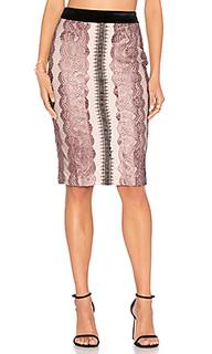Кружевная юбка миди - Endless Rose