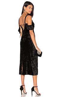 Kinsley velvet gown - RACHEL ZOE