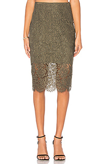 Кружевная юбка glimmer - Diane von Furstenberg