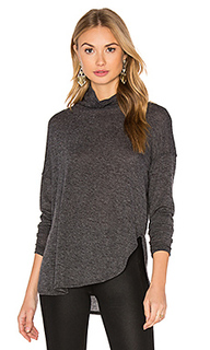 Long sleeve turtleneck tee - David Lerner