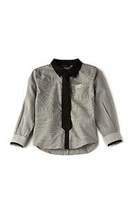 Рубашка с завязкой - Bardot Junior