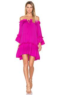 Шелковое платье santorini - MILLY