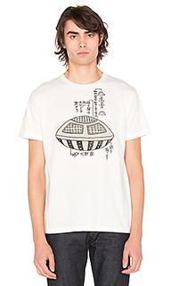 Футболка с рисунком utsuro bune ufo - The Hill-Side