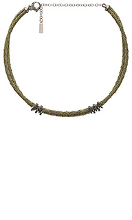 Janelle snake skin choker - Natalie B Jewelry