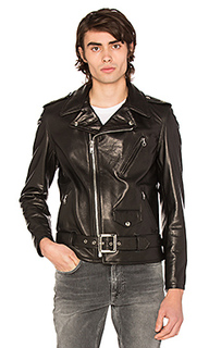 Мото куртка pebbled - Schott