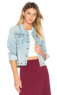 Grommet denim jacket - rag & bone/JEAN