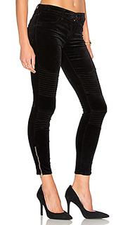 Velvet moto zip skinny - J Brand