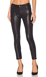 Скинни джинсы до лодыжек the knee seam - 7 For All Mankind