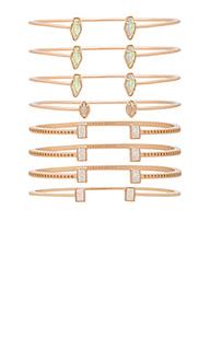 Набор браслетов kinsley - Kendra Scott