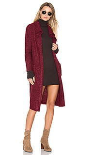 Looped out waterfall cardigan - MINKPINK