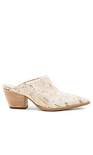 Туфли с верхом из коровьего меха cammy - Matisse