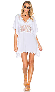 Lace insert caftan - Seafolly