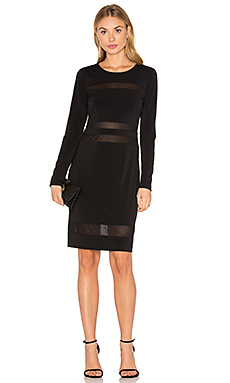 Mesh mini dress - Fifteen Twenty