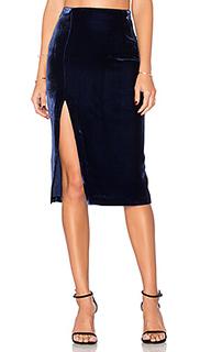 Вельветовая мини юбка - KENDALL + KYLIE
