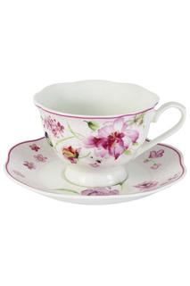Чашка с блюдцем 175 мл Primavera