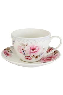 Чашка с блюдцем 200 мл Primavera