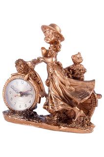 Часы настольные 18x19 см Русские подарки