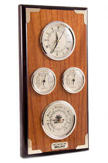 Часы-метеостанция BRIGANT Русские подарки