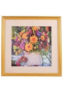 Картина-коллаж 3D 35x35x3 см Русские подарки