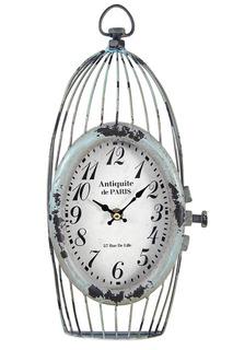 Часы настенные 6x18x37 см Русские подарки