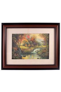 Картина-коллаж 3D 49x39x3 см Русские подарки