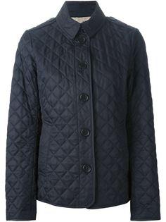 куртка в рельефную клетку Burberry
