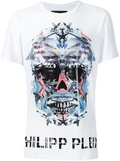 футболка 'Cloud Lake' Philipp Plein