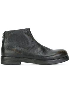 ботинки на молнии сзади Marsèll
