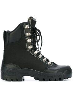 походные ботинки  Marcelo Burlon County Of Milan