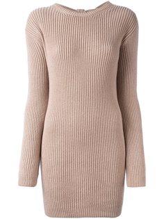 свитер с открытой спиной  Valentino