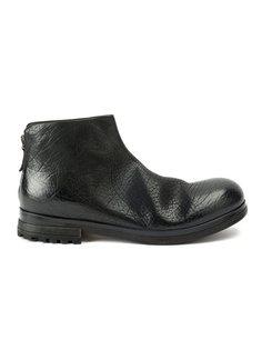 ботинки на молнии Marsèll
