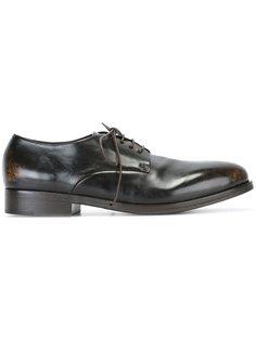 классические ботинки Дерби Marsèll