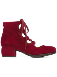 ботинки 'Enamorada Jean Granate'  Chie Mihara