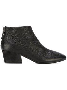 ботинки с квадратным носком Marsèll