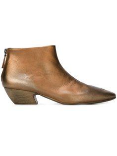 ботинки на низком каблуке Marsèll