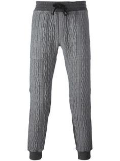вязаные спортивные брюки Christian Pellizzari