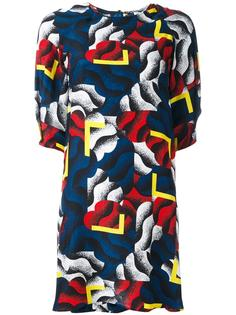 платье 'Clouds and Corners'  Kenzo